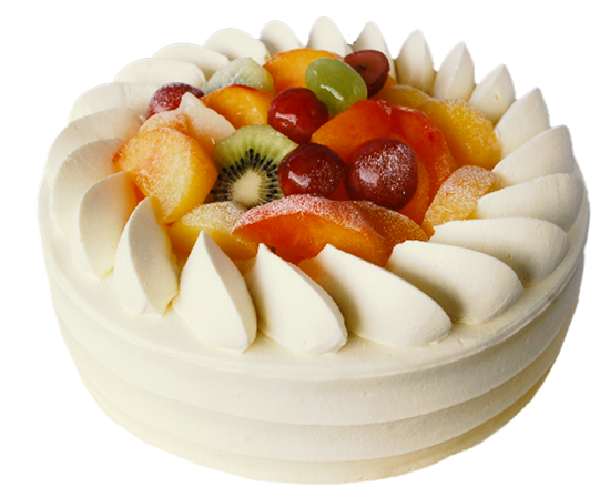 Freshcream gateau