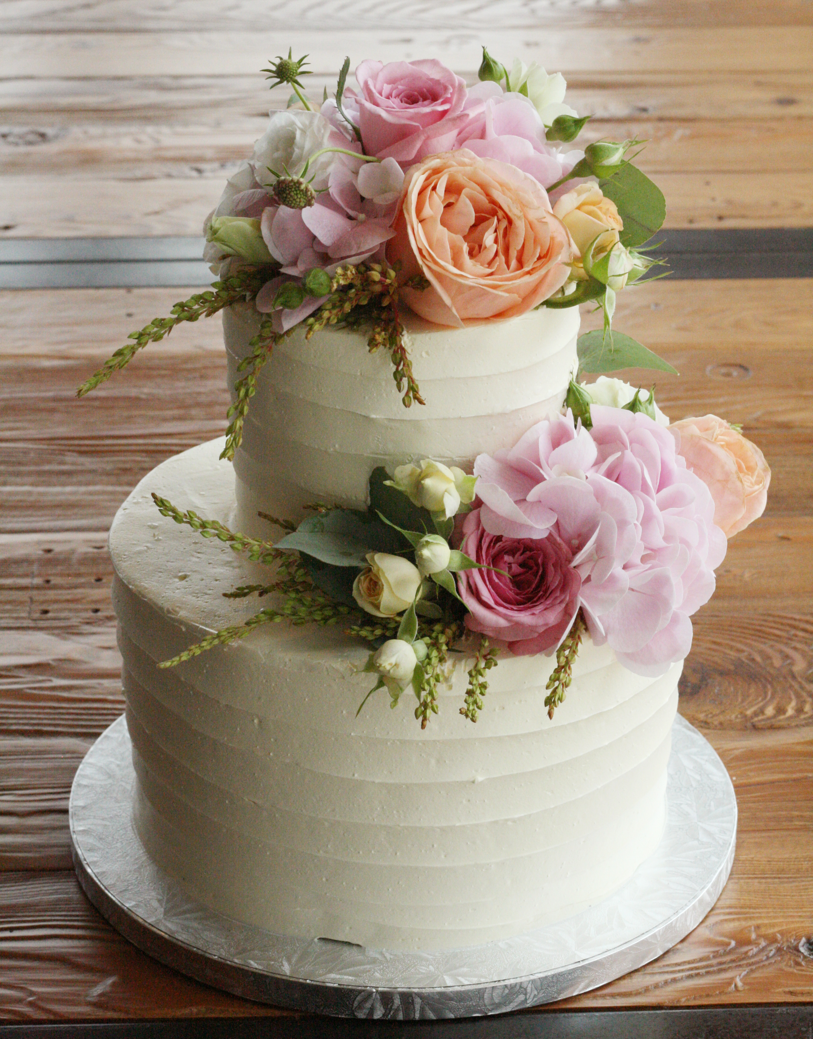 Wedding Cake Flowers.The Gateau House Finest Gateaux In Auckland New Zealand Product
