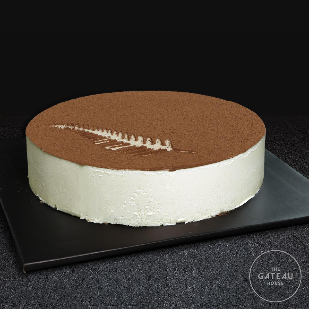 Marvelous Tiramisu Mousse Cake The Gateau House Funny Birthday Cards Online Necthendildamsfinfo